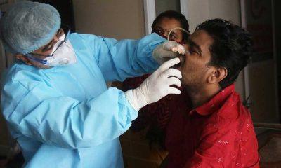 Hindistan'da tespit edilen kara mantar hastalığı vakası sayısı 28 bini aştı