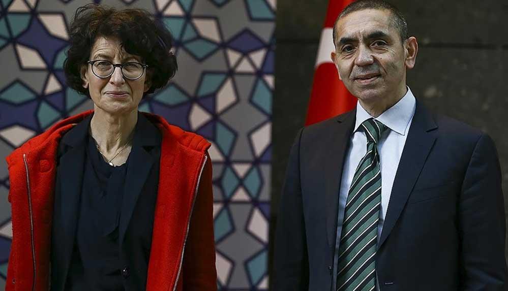 İspanya'nın en büyük bilim ödülü, Uğur Şahin ve Özlem Türeci ile bir grup bilim insanına verildi