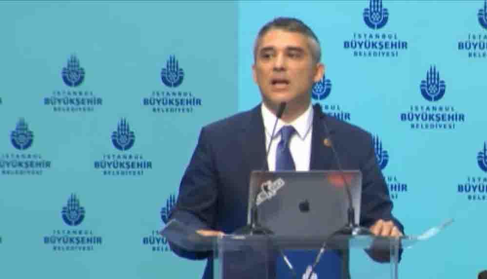"""İBB Meclisi'nde """"İnternetçi arkadaş""""ın Kanal İstanbul anket gerginliği"""