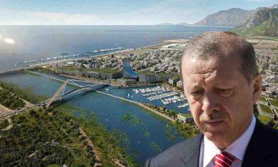 'İnadına yapacağız' demişti: Erdoğan'a Kanal İstanbul şoku