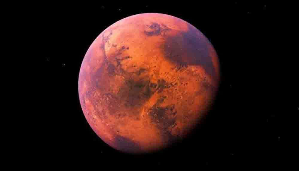 İnsanlar Mars'ta üreyebilir!