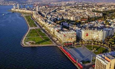 İzmir, dünyada bir ilki başardı