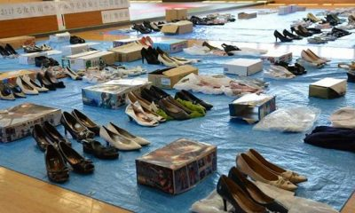 Japonya'da 139 çift kadın ayakkabısı çalan hırsız: 'Kokusunu seviyorum'