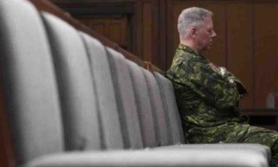 Kanada ordusunda taciz skandalı: Korgeneral istifa etti