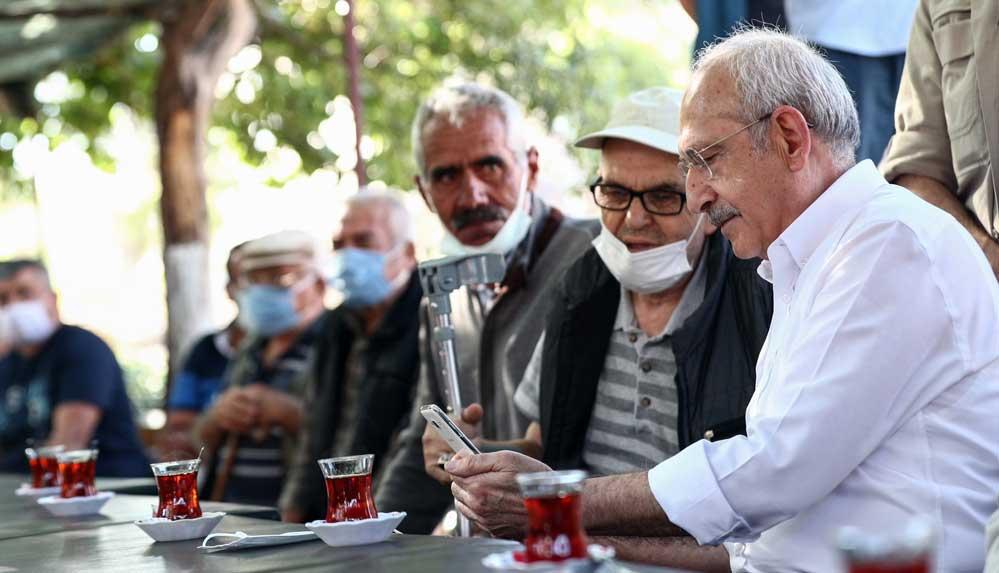 Kemal Kılıçdaroğlu'ndan 'Trollere' fotoğraflı yanıt