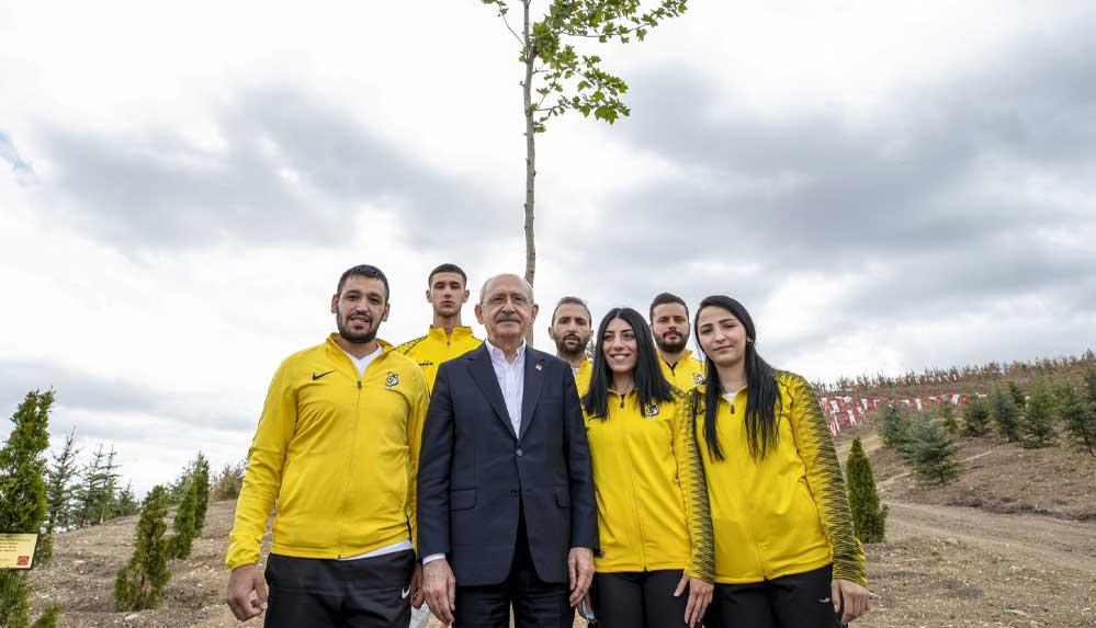 Kılıçdaroğlu'ndan Dünya Çevre Günü mesajı: Gerçekten kutlayacağımız zamanlar yakındır