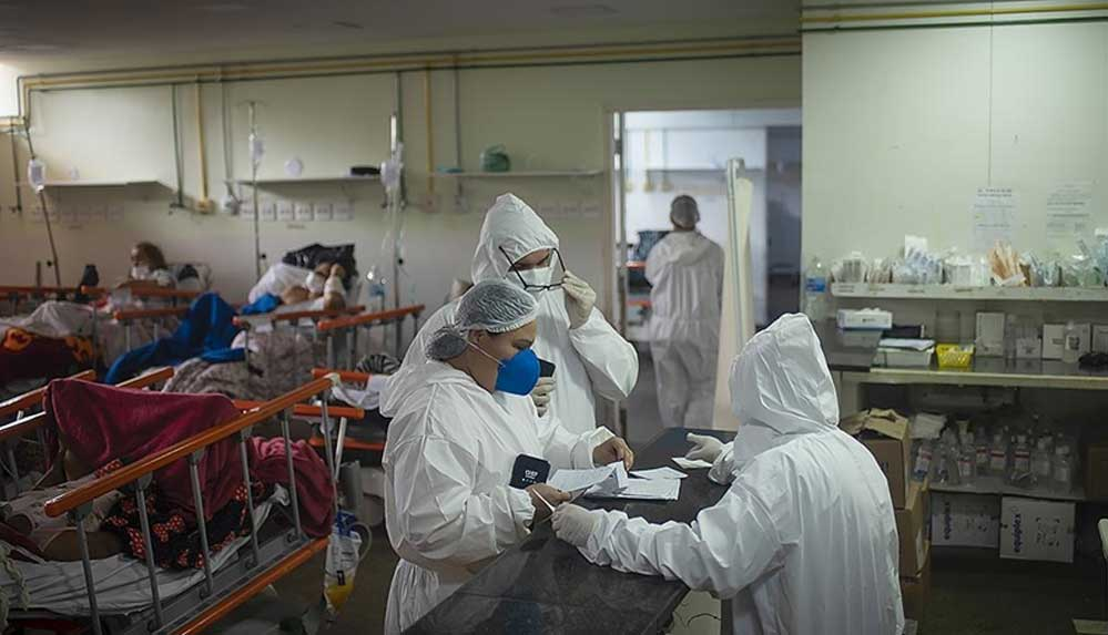 Kolombiya'da Kovid-19 kaynaklı ölü sayısı 90 bini geçti