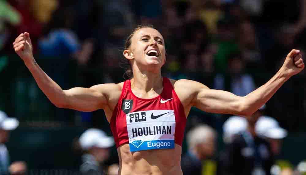 Koşucu Shelby Houlihan, doping kullandığını reddetti; sonucu yediği dürüme bağladı