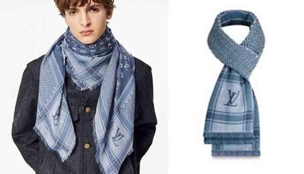 Louis Vuitton, 700 dolarlık puşisiyle 'kültür yağmacılığı' suçlamalarının hedefinde