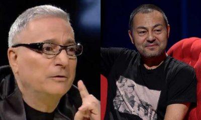 Mehmet Ali Erbil: Serdar Ortaç kumar oynamak için şarkılarının telif haklarını sattı