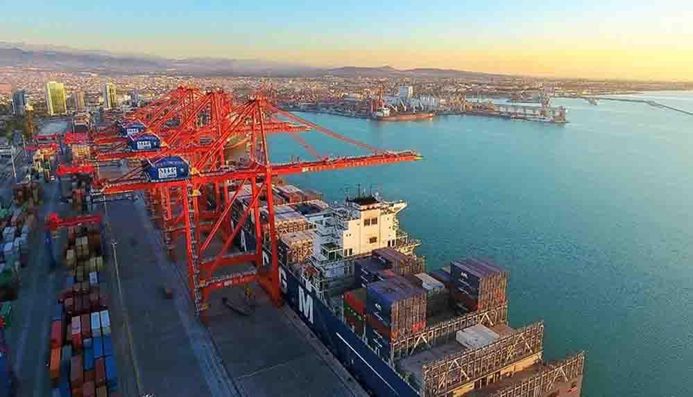 Mersin Limanı'nda 1 ton kokain yakalandığı açıklandı