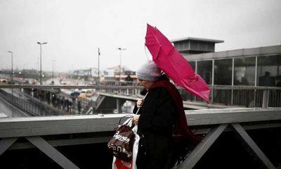 Meteoroloji'den İstanbul için gök gürültülü sağanak yağmur uyarısı