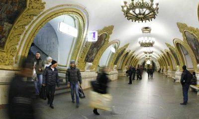 Moskova Metrosu'nda gece saatlerinde nikah kıyılabilecek