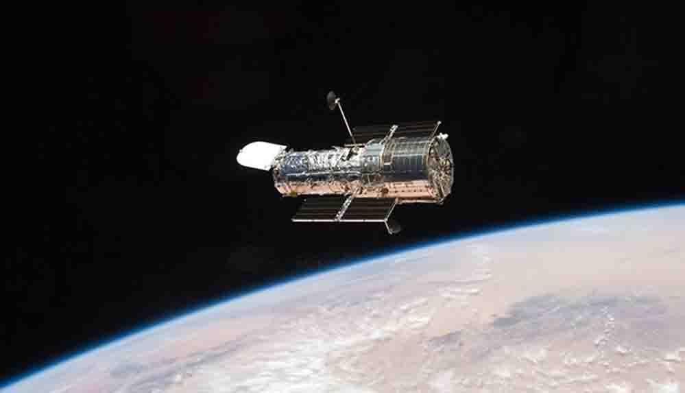 NASA, Hubble Uzay Teleskobu gözlemlerini bilgisayarda çıkan sorun nedeniyle durdurdu