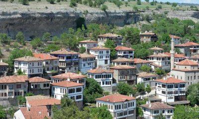 'Osmanlı mirası' Safranbolu 46 yıldır özenle korunuyor