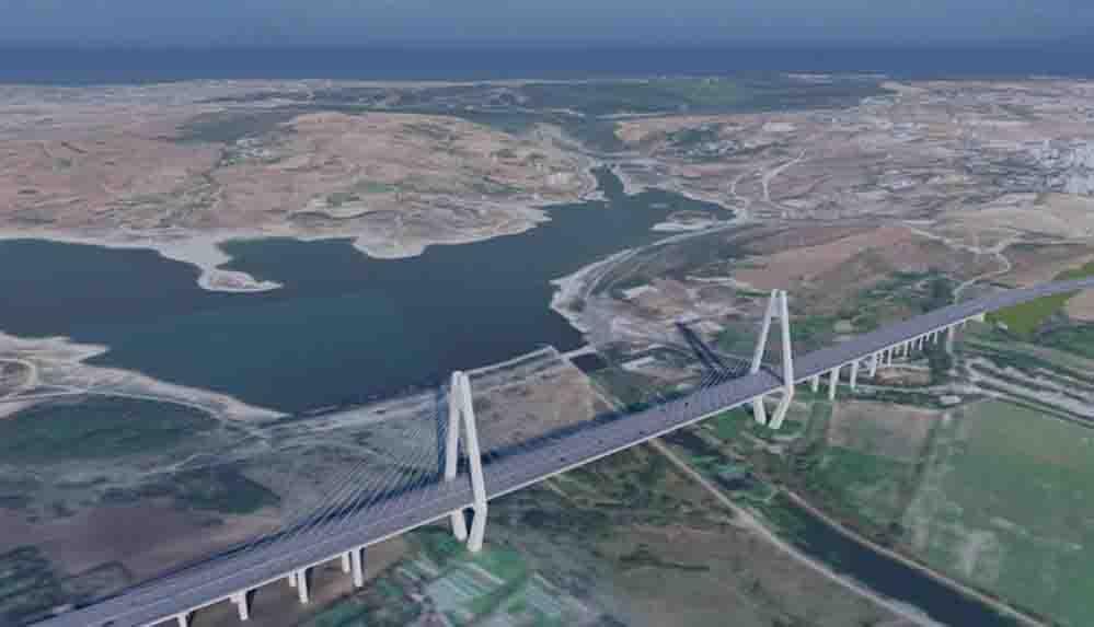 Kanal İstanbul'un ilk köprüsünün temelini Erdoğan atacak
