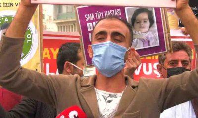 """SMA aileleri Ankara'dan seslendi: """"2 kardeşimi de kaybettim. Zolgensma Türkiye'ye gelsin!"""""""