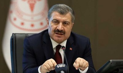 Sağlık Bakanı Fahrettin Koca: Son 24 saat içinde yapılan aşı miktarını açıkladı