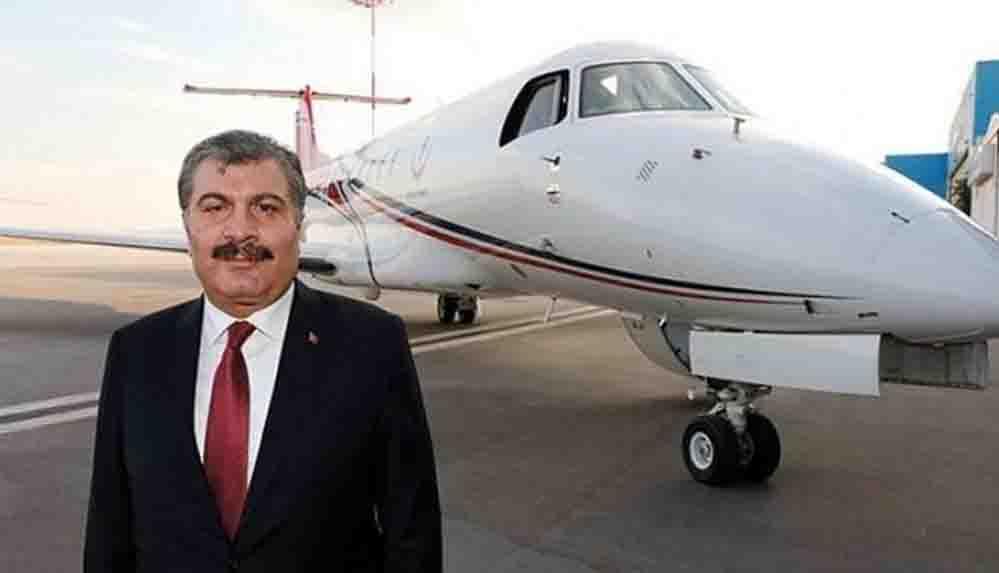 Sağlık Bakanlığı, Katarlı şirketten 55 milyon TL'ye ambulans uçak kiraladı