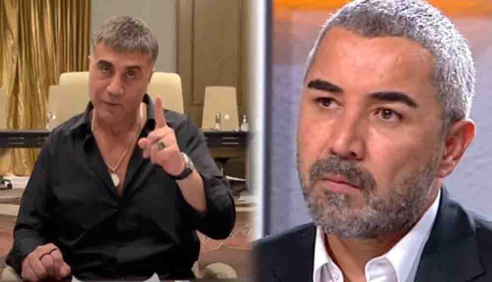 """Sedat Peker, Veyis Ateş'i hedef aldı: """"Pazar günü görüşeceğiz. Seni de kibrit kutusuna sokacağım"""""""