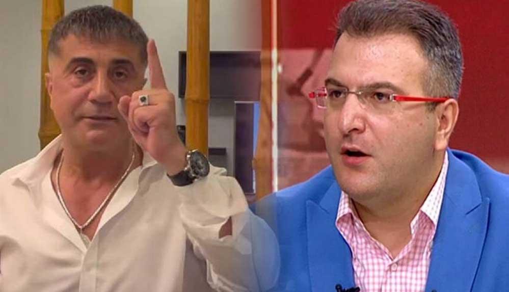 """Sedat Peker'den Cem Küçük'e: """"Pazar günü seni de misafir oyuncu olarak alacağım"""""""