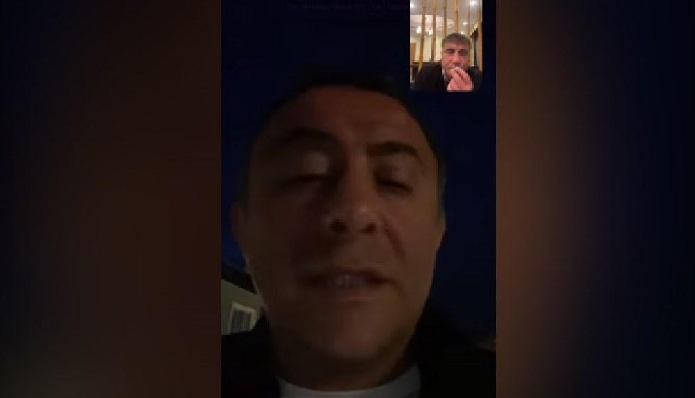 Sedat Peker'den beklenen video geldi: Tayyip abinin damadı...