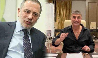 Sedat Peker'in adamlarının Fatih Altaylı'ya saldırdığı ortaya çıktı!