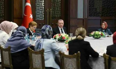 Selvi: Erdoğan başkanlığındaki toplantıda 'Kadına şiddetin önlenmesinde Diyanet'e büyük görev düşüyor' tespiti öne çıktı