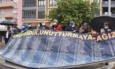 """Soma Davası: """"Adalet istiyoruz"""""""