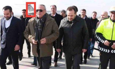 Soylu'dan sonra SBK'nin uçağını Ağar'da kullanmış: Ülkede başka uçak yok mu?