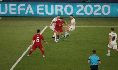 Türkiye EURO 2020 açılış maçında İtalya'ya yenildi