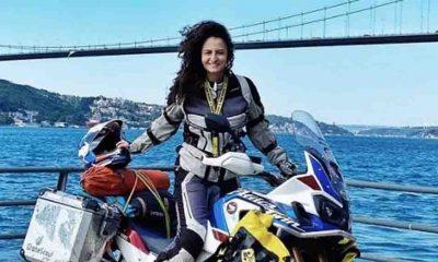 Türk akademisyen belgesel için motosikletiyle Afrika'yı keşfe çıkıyor