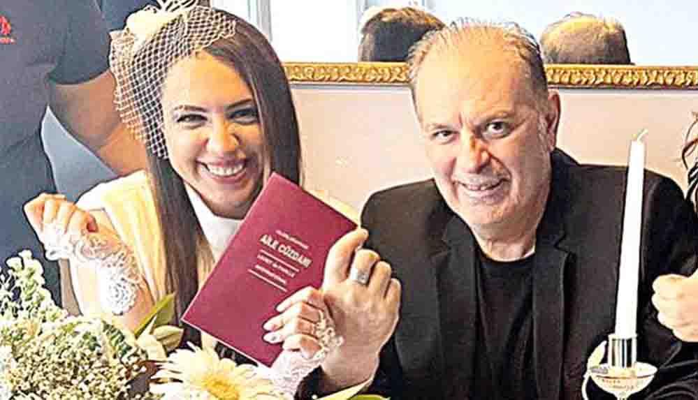 Ünlü oyuncu Burak Sergen ile Nihan Ünsal evlendi