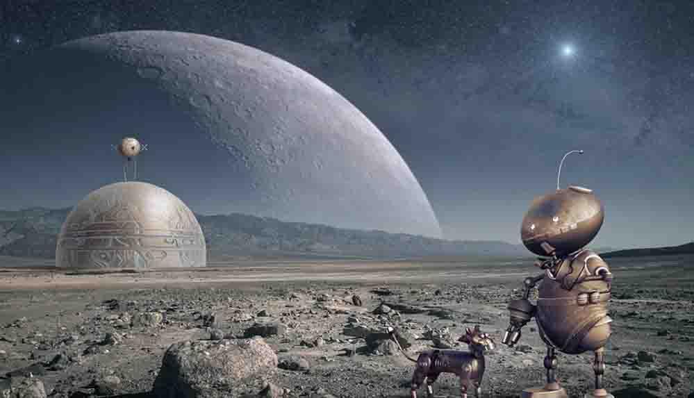 'Uzaylılar tüm galaksiyi kısa sürede fethedebilir'