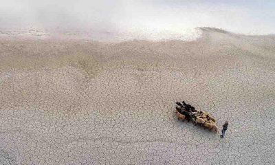 Van Gölü havzasındaki su kaynaklarına kuraklık tehdidi