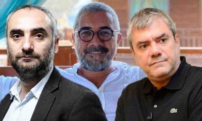 Yılmaz Özdil'den İsmail Saymaz'a 'ilkeli gazetecilik' göndermesi