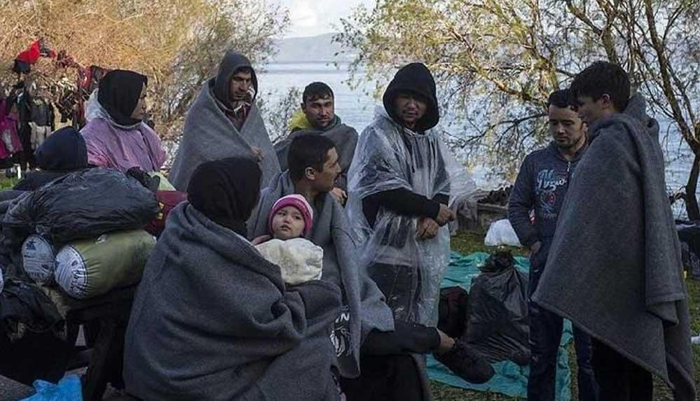 BM: Yunanistan'da sığınmacıların geri itildiklerine dair sağlam kanıtlar alıyoruz