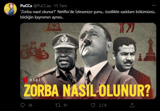 Netflix'in yeni belgeseli 'Zorba Nasıl Olunur?' sosyal medyanın gündemine oturdu