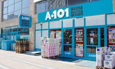 A101'de yırtılan ürünler bantlanarak satılıyor iddiası