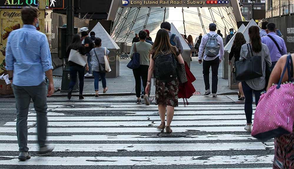 ABD'de 'günlük Kovid-19 vaka sayılarının 200 binlere çıkabileceği' uyarısı