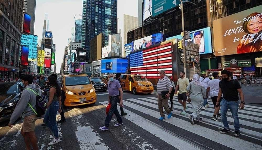 ABD'de son 24 saatte 528 kişi Kovid-19 nedeniyle hayatını kaybetti