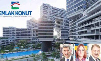 AKP'li isimlerin Emlak Konut'tan çift maaş aldığı ortaya çıktı