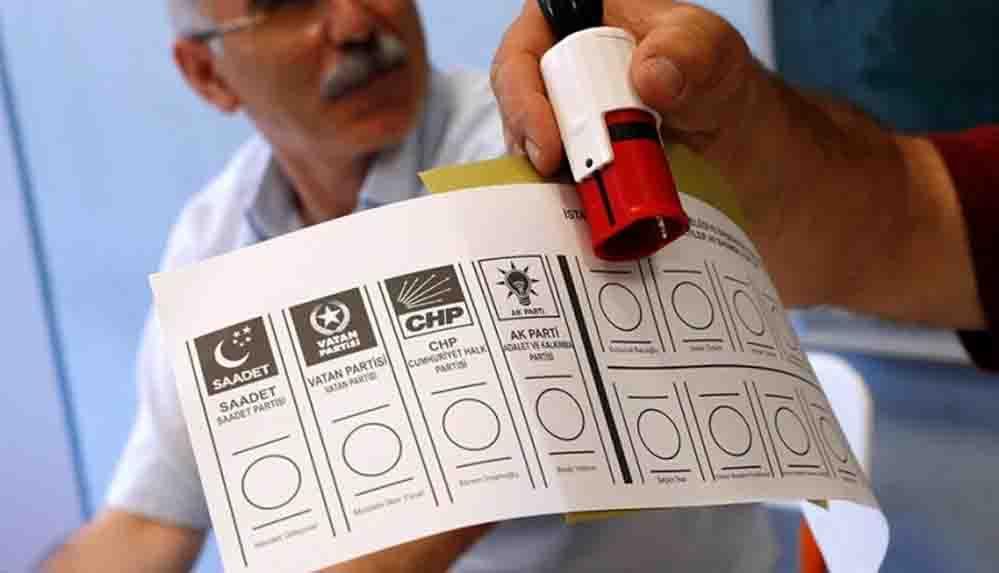 """AKP'nin seçim hazırlığı ifşa oldu!"""