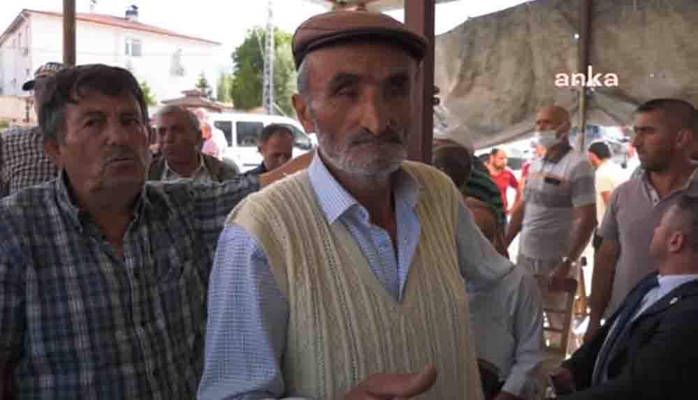 AKP'ye oy veren çiftçi: Ellerim kırılsaydı da oy vermeseydim