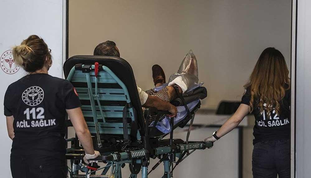 'Acemi kasaplar' hastanelik oldu, yaralananların sayısı bin 500'ü geçti