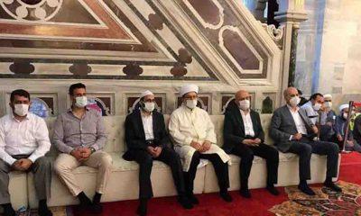 Akif Beki: Camiden namaz taburesini kaldırtanlara bak!