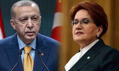 Akşener: Sayın Erdoğan, pandemi döneminde temel ihtiyaçlara zam yapan senden başka bir hükümet başkanı var mı?