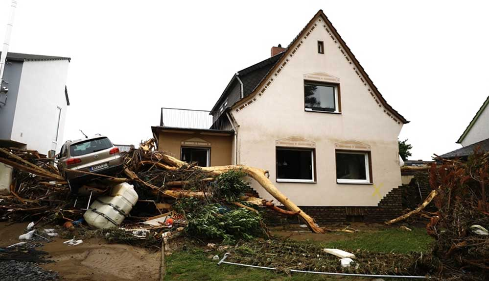 Almanya'daki sel felaketinde ölenlerin sayısı 103'e yükseldi