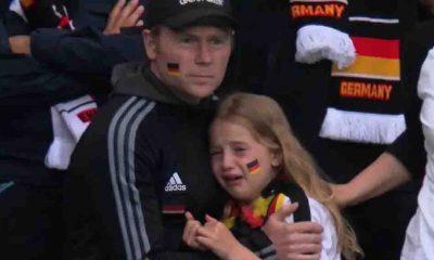 Almanya'nın Euro 2020'deki haline ağlayan kız çocuğu sosyal medyada viral olmuştu: 4 günde 400 bin lira toplandı