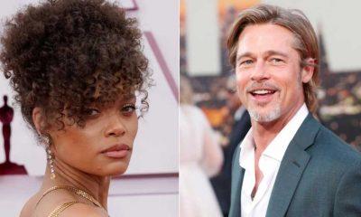 Andra Day, Brad Pitt ilişkisine dair ünlü şarkıcı ilk kez konuştu